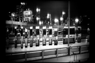 Lincoln Tunnel Buses, New York City – 2009